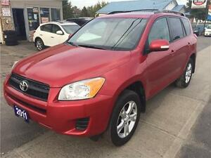 2011 Toyota RAV4 !! ONLY $81 PER WEEK OAC !!