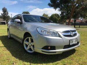 2007 Holden Epica EP CDXi Silver 5 Speed Automatic Sedan Somerton Park Holdfast Bay Preview
