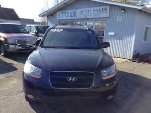 2009 Hyundai Santa Fe GL Fully Certified and Etested!