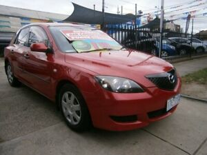 2005 Mazda 3 BK Neo 4 Speed Auto Activematic Hatchback Preston Darebin Area Preview