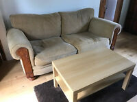 Sofa, cabinet, Dining table & more for free