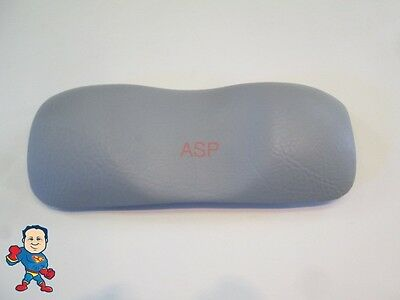 Leisure Bay Spa Hot Tub Neck Pillow LBI Gray Head Rest Video How To