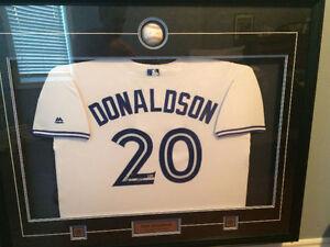 Josh Donaldson Toronto Blue Jays Signed Memorabilia