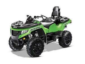 2017 ARCTIC CAT ALTERRA 700 TRV XT SALE ON NOW !! CALL FOR PRICE