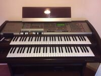 Orla GT3000 electronic organ for sale - Buyer collects from NR16 2LY