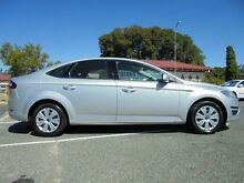 2012 Ford Mondeo MC LX Silver 6 Speed Automatic Hatchback Victoria Park Victoria Park Area Preview