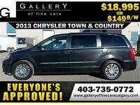 2013 Chrysler Town & Country $149 BI-WEEKLY APPLY NOW DRIVE NOW