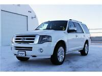2014 Ford Expedition LTD 4x4 w/Heated Leather, Sunroof & More!