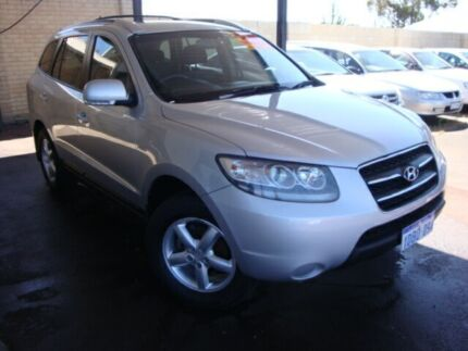 2009 Hyundai Santa Fe CM MY09 SX Silver 4 Speed Sports Automatic Wagon East Bunbury Bunbury Area Preview