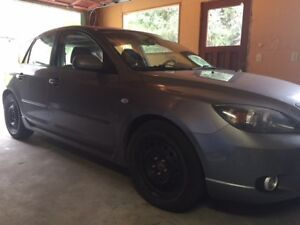 2005 Mazda Mazda3 Sport Hatchback reduced
