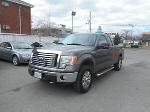 FORD F-150 XTR 2011 ( 4X4, 6 PASSAGERS, CRUISE CONTROL )