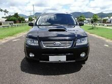 2006 Ford Territory SY Turbo (4x4) Black 6 Speed Auto Seq Sportshift Wagon Bungalow Cairns City Preview