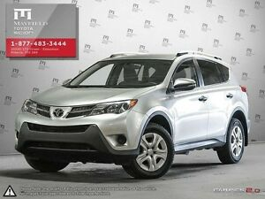2013 Toyota Rav4 LE upgrade package All-wheel Drive (AWD)