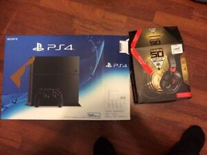 Brand New PS4 with box