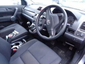 honda cr-v plus -cdti 2.2 diesel (09) 2009 nice family car £2995 NOW £2795