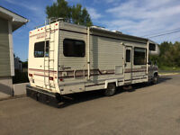 Motorhomes Ford travel master