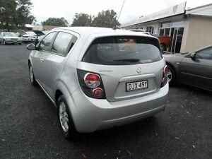 2011 Holden Barina TM Silver 5 Speed Manual Hatchback Mudgee Mudgee Area Preview