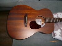 Sigma Acoustic Guitar with Stagg Gig Bag