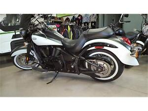 2015 Kawasaki 900 Classic Special Edition 1 ONLY!
