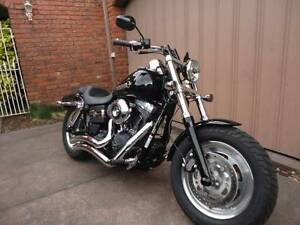 Harley Davidson Fat Bob FXDF Glen Waverley Monash Area Preview