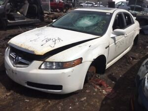 2006 Acura TL just in for parts at Pic N Save!