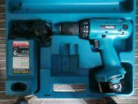 Makita 6333d 14.4 combi drill