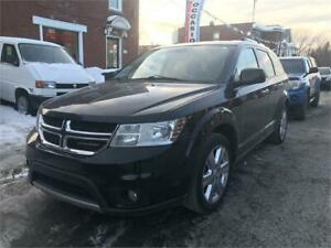 2012 DODGE JOURNEY RT AWD 4X4 9880$ FINANCEMENT MAISON 100% APPR