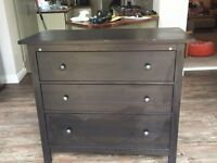 Three draw chest of drawers - £15ono