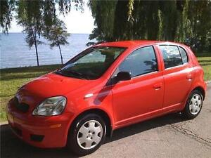 2004 Toyota Echo, Incredible Condition, No Rust, Only 130 KM!