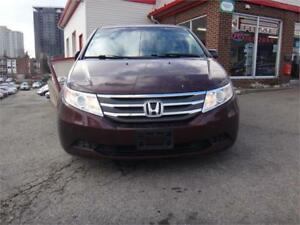 2013 Honda Odyssey EX-L PLUS DVD & Back up Camera