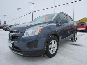 2013 Chevrolet Trax LT $122 bi-weekly over 72 months