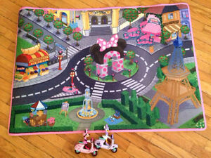 Minnie Mouse Car Mat