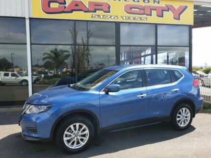 2017 Nissan X-Trail T32 Series 2 ST (2WD) Blue Continuous Variable Wagon Traralgon Latrobe Valley Preview