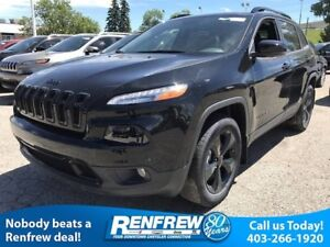 2017 Jeep Cherokee 4WD 4dr High Altitude