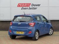2016 HYUNDAI I10 1.0 S Air 5dr