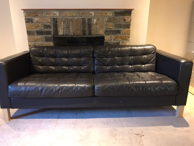 Ikea Landskrona 3 Seater Sofa Can Deliver In Clapham