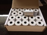 PDQ Machine paper rolls