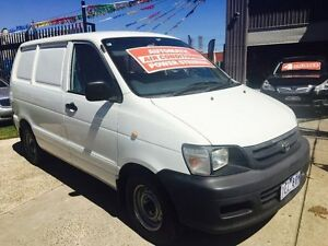 1999 Toyota Townace KR42R SBV 4 Speed Automatic Brooklyn Brimbank Area Preview
