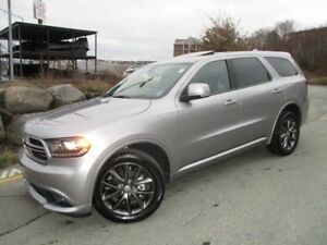 2018 DODGE DURANGO GT V6 AWD 7-PASS ($38477!! ORIGINAL MSRP $535
