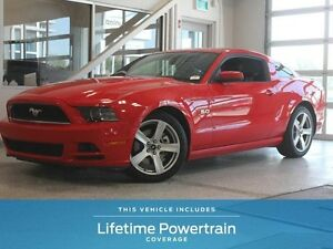2013 Ford Mustang GT-Heated Leather Seats-Backup Sensors
