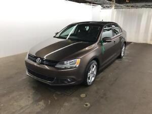 2012 Volkswagen Jetta *TDI* A/C MAGS SEIGES CHAUFF BIG SCREEN