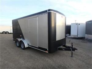 *2017* 7 x 16 Enclosed Trailer by Cargo Mate **TAX IN PRICES**