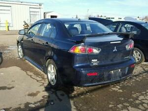 parting out 2013 mitsubishi lancer