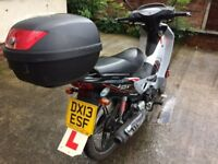 Peugeot Vox 110cc Semi Auto 12 Months MOT New Battery