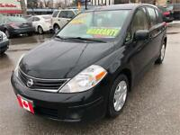 2010 Nissan Versa 1.8 S...ONLY 64,000 KMS...LOW KMS...MINT COND.
