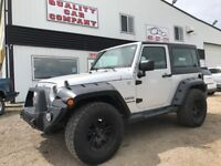 2011 Jeep Wrangler Sport ONLY $138.37 bi-wkly NOTHING DOWN!!! Red Deer Alberta Preview
