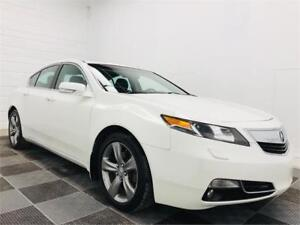 2013 Acura TL w/Tech Pkg AWD! Nav! Back-Up Cam! Clean Title!