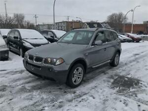 2005 BMW X3 ** AWD ** MAGS ** LEATHER ** MECHANIC A1 **