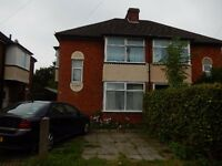 Four bed semi-detached house for rent (furnished or not) near Science Park, Cambridge