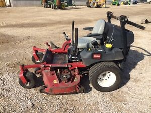 2008 Toro Z580 Zero Turn Mower